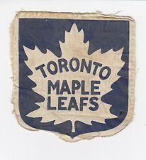 Toronto Maple Leafs Jacket Patch Vintage