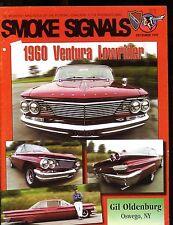 Smoke Signals Magazine December 1997 1960 Ventura EX ML On Back 011617jhe
