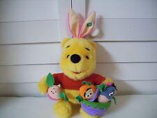 Mattel Disney Winnie The Pooh plush Easter