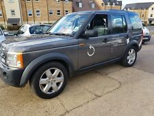 land rover discovery 3 tdv6 parts BREAKING