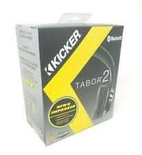 Kicker Tabor2 Over-Ear Bluetooth Headphones w/ Microphone
