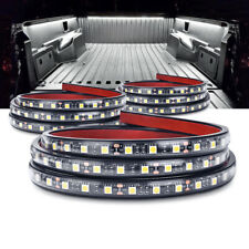 "3x 60"" 12V LED Lights White Strip Lamp For Jeep Pickup RV SUV Vans Car Truck Bed"