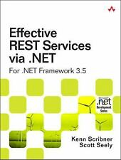 Effective REST Services via .NET: For .NET Framework 3.5-ExLibrary