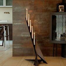 Kerzenständer Kupfer Bodenkerzenständer VERSANDKOSTEN FREI DPD