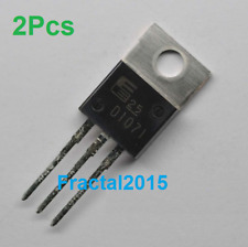 2 PCS 2SD1071 D1071 FUJI TO-220 Transistor