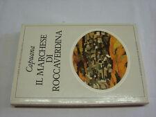 (Capuana) Il marchese di Roccaverdina 1982 De Agostini .