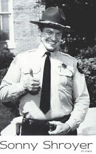 """Book Sonny Shroyer At Your Next Event Deputy Sheriff Enos """"The Dukes of Hazzard"""""""