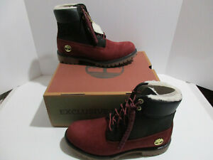 Timberland 6 Inch Fleece Lined Waterproof Boot TB0A2MJM V15