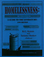 Homelessness: A Guide to the Literature - New Book