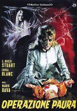 Operazione Paura (1966) DVD