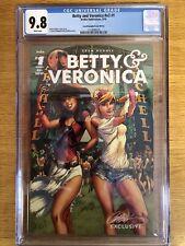 Betty & Veronica #v3 #1 Archie CGC 9.8 9/16