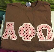 Alpha phi omega Shirt