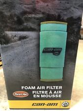 Can-Am BRP Twin Air Performance Foam Air Filter 715002837 OEM