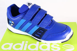 Adidas Trainers Slippers Essential Star Blue New