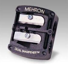 Mehron Pro Pencil Dual Sharpener Makeup Pencil Sharpening Tool 114DS