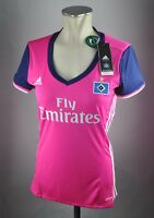 HSV Hamburger SV Damen Trikot Gr. XS S M L XL XXL 2016-18 Neu pink Hamburg Away