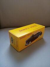 Boite dinky toys réf 24 XT TAXI FORD VEDETTE 54 identique à l'origine