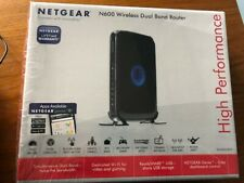 Netgear WNDR3400 N600 Dual Band Wi-Fi Router