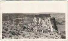 Giant Landslide Near Buhl Idaho 1937 Gelatin Silver American West Photo
