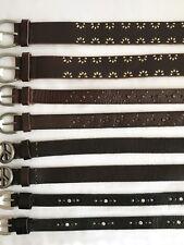 AEROPOSTALE Women's Belts Size M & L $10.00 each