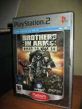 PLAYSTATION 2 PS2 BROTHERS IN ARMS ROAD TO HILL 30 NUOVO SIGILLATO ITALIANO