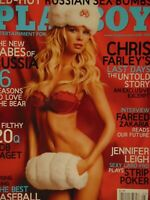 Playboy May 2008 | AJ Alexander Jennifer Leigh Women of Russia   #1162+