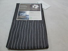 NEW Portico WINDSWEPT Standard Pillow Sham 20x26~ Organic Cotton ~ Kitten Grey