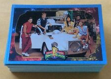 1994 Collect-A-Card Mighty Morphin Power Rangers Series 2 (Wal-Mart) Card Set