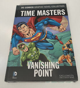 DC Comics Graphic Novel Collection Time Masters: Vanishing Point Book Hardcover