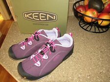 NIB NWT  KEEN plum purple Jasper sneakers shoes big girls 5 new  sandals youth