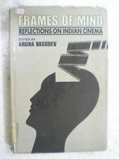 FRAMES OF MIND REFLECTIONS ON INDIAN CINEMA RARE BOOK INDIA 1995