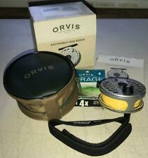 NEW Orvis Battenkill Bar Stock Fly Reel in Original Box