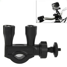 Bike Motorcycle Handlebar Mount Clamp W/ 360 Ball Head For GoPro Action Cam