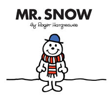 MR SNOW - Vol 07, 7 - Mr Men Story Book - Mr Men Library - NEW