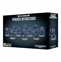 Space Marines Primaris Intercessors Warhammer 40,000