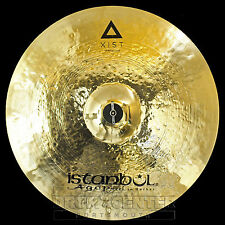 "Istanbul Agop Xist Power Crash Cymbal 17"" - Video Demo"