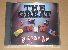 SEX PISTOLS - THE GREAT ROCK'N'ROLL SWINDLE - CD SIGILLATO (SEALED)