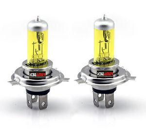 H4 9003-HB2 60/55W Xenon HID Yellow Bulb Headlight High Low Beam Lamp V480