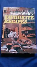 Vintage Rare Cookbook NEW ZEALAND WOMAN'S WEEKLY FAVOURITE RECIPES