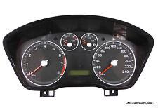kombiinstrument tacho ford focus  4M5T10849er tachometer cockpit cluster  clock