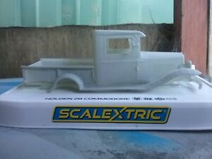Slot car Ford model B pick up body only