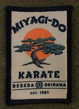 Karate Kid Movie Miyagi Do Morale Patch No Mercy Cobra Kai Sweep the leg