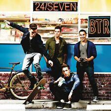 NEW CD - BIG TIME RUSH - 24 / SEVEN - 10 TRACKS - 2013