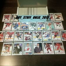 2010 11 UPPER DECK COMPLETE SET OF 552 CARDS 20th ANNIVERSARY RETRO YOUNG GUNS