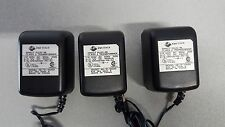 Plug in Class 2 Transformer Model D12-10-1000D Output 12VDC 1000mA( Lots of 3 )