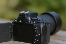 OFERTA!!! Nikon D D5500 24.2MP ( 2028 clics!) + AF-P DX NIKKOR 70-300mm f/4.5-6