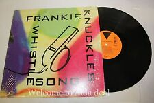 """Frankie Knuckles Whistle Song (1991) LP (VG) 12"""""""