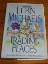 LARGE PRINT - FERN MICHAELS - TRADING PLACES
