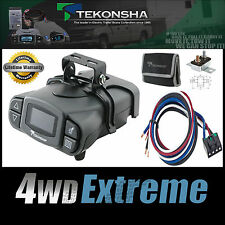 Tekonsha P3 prodigy electric trailer brake controller 4X4 TOWING EBRH P2 IQ