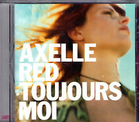 CD 11 TITRES AXELLE RED TOUJOURS MOI DE 1999 TBE